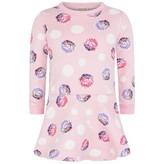 Kenzo KidsGirls Floral Print Sweater Dress
