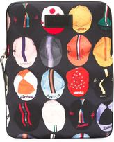Paul Smith hat print iPad case
