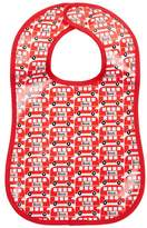 Harrods Red Bus Bib