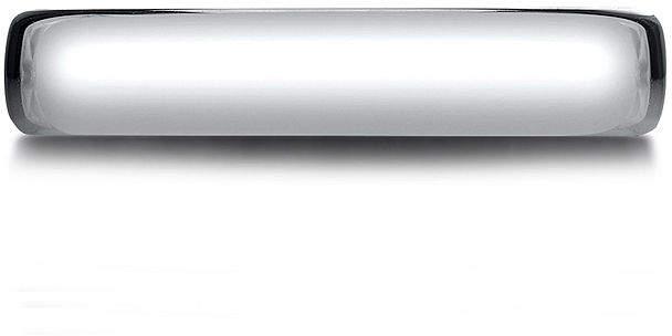 JCPenney MODERN BRIDE Mens 14K White Gold 4.5mm Band