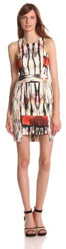 Nicole Miller Women's On Clouds Denim Twill Dress
