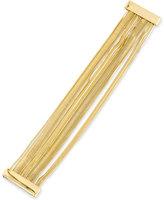 Kenneth Cole New York Gold-Tone Multi-Chain Wrap Bracelet