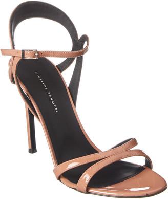 Giuseppe Zanotti Patent Sandal