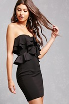 Forever 21 Ruffled Mini Dress