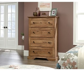 Foundry Select Callao 4 Drawer Standard Chest Color: Vintage Oak