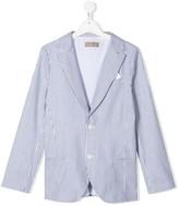 La Stupenderia TEEN striped blazer