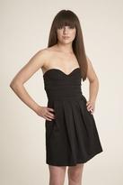 Lauren Conrad Brittney Dress in Black