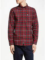 Carhartt WIP Patton Oxford Check Shirt, Cedar