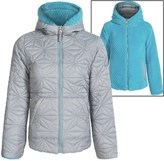 Pacific Trail Quilted Fleece Reversible Jacket (For Big Girls)