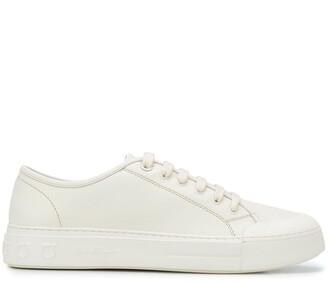 Salvatore Ferragamo Gancio low-top sneakers