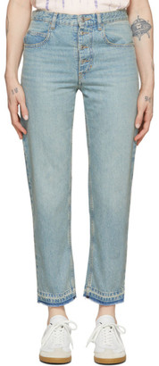 Etoile Isabel Marant Blue Garance Jeans
