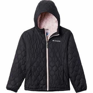 Columbia Girls Bella Plush Winter Jacket Water Repellent Fleece Lined