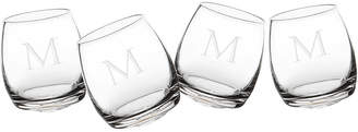 Cathy's Concepts Cathys Concepts Personalized 7 Oz. Tipsy Whiskey Glasses