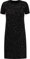 Line Luisa lepoard-print stretch-jersey dress