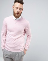 Asos Knitted Sweat in Cashmere Blend