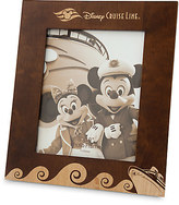 Disney Cruise Line Wood Photo Frame - 8'' x 10''