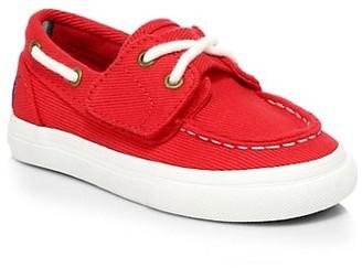 Ralph Lauren Baby's & Little Boy's Bridgeport EZ Canvas Boat Shoes