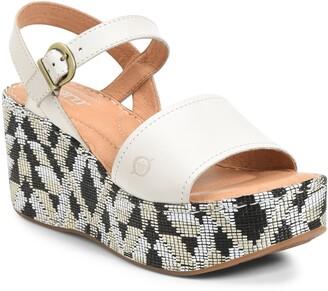 Børn Dorrah Platform Sandal