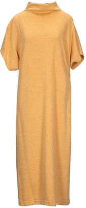 GABARDINE 3/4 length dresses