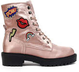 Coolway Pink Patch Drac Boot