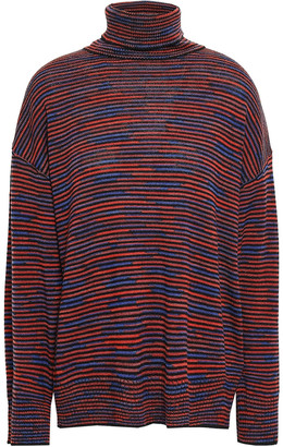 M Missoni Wool Turtleneck Sweater
