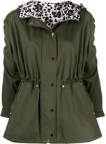 Liu Jo hooded parka coat
