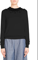 Andrew Gn Long-Sleeve Knit Pullover