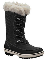 Helly Hansen Women's Garibaldi Faux Fur-Lined Mid-Calf Snow Boots