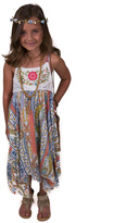 Mimi & Maggie Embroidered Hanky Dress