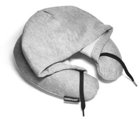 Hoodie Pillow Inflatable Travel Hoodie pillow