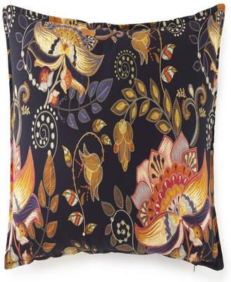 Colcha Linens Midnight Bloom Pillow Sham-King Bedding