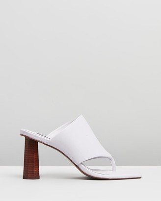 Senso Women's White Heeled Sandals - Ninah II - Size One Size, 37 at The Iconic