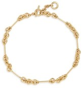 Madewell Women's Circle Link Choker Necklace