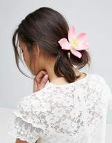 Asos Oversize Orchid Hair Clip