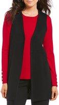 Investments Petites Sweater Vest