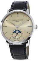 Frederique Constant Slimline Moonphase Watch, 42mm