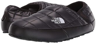 The North Face Thermoball Traction Mule V (TNF Black/TNF Black) Women's Shoes