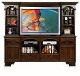 Darby Home Co Vicknair Solid Wood Entertainment Center for TVs up to 60 inches Darby Home Co Color: Antique Black
