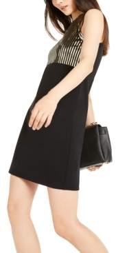 Michael Kors Michael Sequined Sleeveless Dress, Regular & Petite