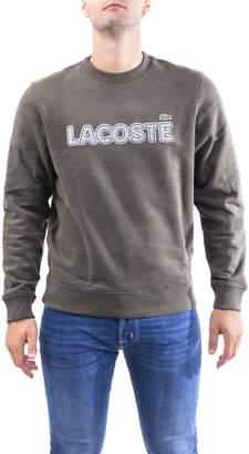 Lacoste Cotton Blend Sweatshirt