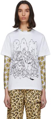 Perks And Mini White Screen Time T-Shirt