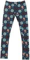 Disney Frozen Anna Olaf Pattern Animated Movie Mighty Fine Girls Leggings