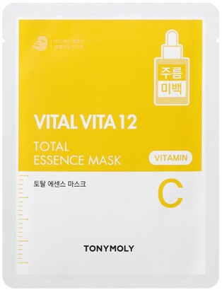 Tony Moly TONYMOLY Vital Vita 12 Total Essence Sheet Mask (25g)