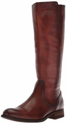 Frye Women's Melissa Stud Back Zip Knee High Boot