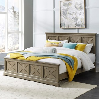 Home Styles Mountain Lodge King Bed