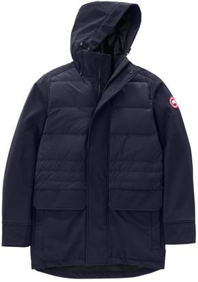 Canada Goose Brenton Down-Filled Nylon Coat