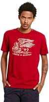 Denim & Supply Ralph Lauren Crew Neck T-shirt, Indian Summer