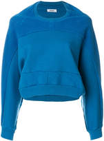 Marios cropped textured sweater