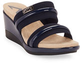 Anne Klein Portier Wedge Sandals