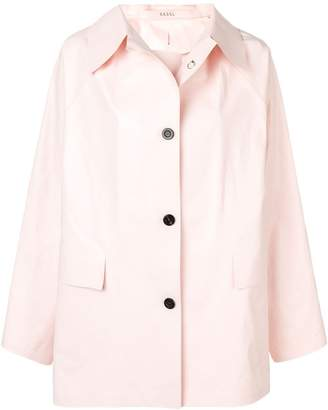 Kassl Editions short trench coat